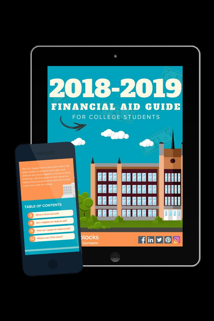 2018-2019 Financial Aid Guide